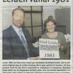 14 november 2012 (Leids Nieuwsblad)